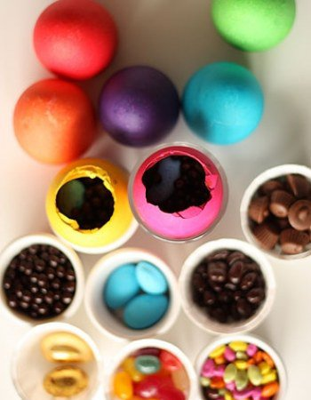 Make Your Own Easter Eggs More Yummy Less Packaging