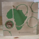 intercontinental branded gift bag