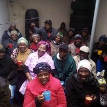 Celebrating Mandela Day at Yiza Ekhaya