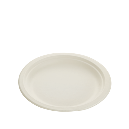 22cm Sugarcane Plate