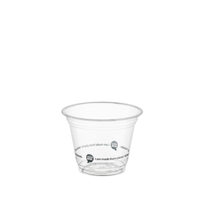 265ml Clear Compostable PLA Cup