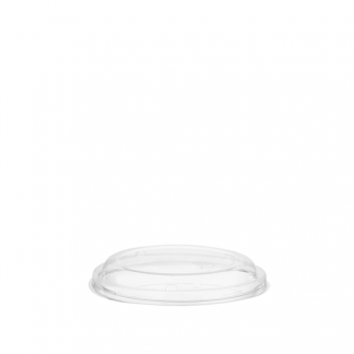 350ml Clear Compostable PLA Bowl Lid