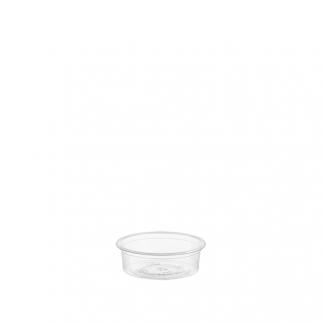 60ml Compostable PLA Taster Bowl