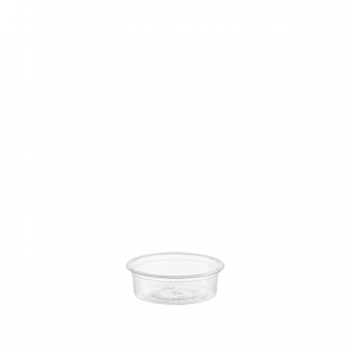 60ml Compostable PLA Taster Bowl