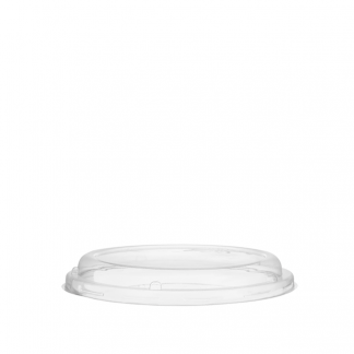 700ml Compostable Clear PLA Bowl Lid