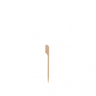 9cm Bamboo Golf Skewer