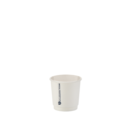 100ml Double Wall Printed Cup - 25 Units