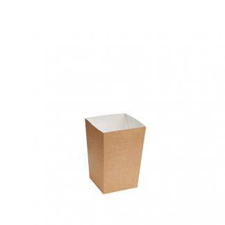 1500ml Kraft Popcorn Box