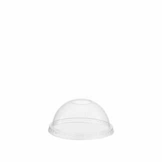 265/350/500ml Clear Compostable PLA Cup Dome Lid