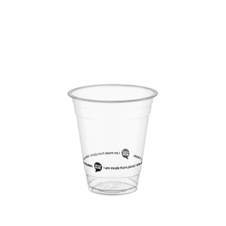 350ml Clear Compostable PLA Cup
