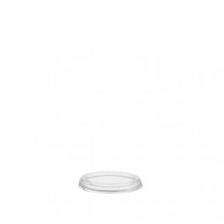 60ml Compostable PLA Taster Bowl Lid
