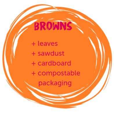 Compostbrowns