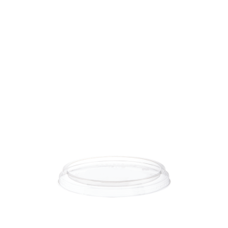 240/360/500ml Clear Compostable PLA Bowl Lid