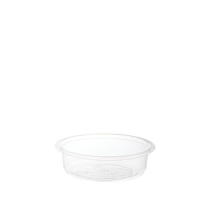 240ml Clear Compostable PLA Bowl