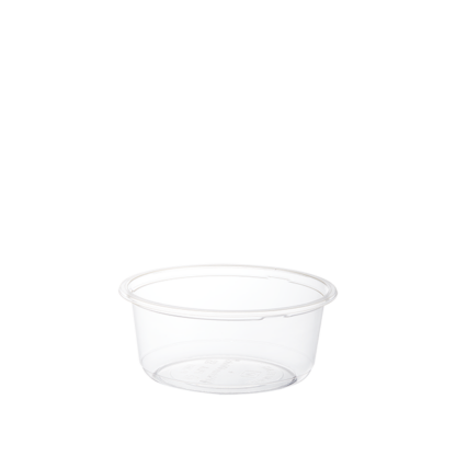 360ml Clear Compostable PLA Bowl