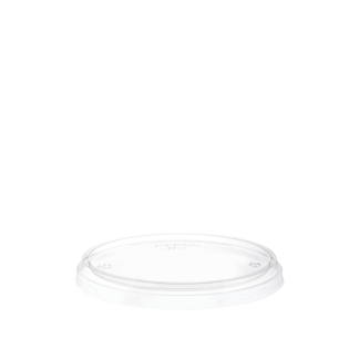 700ml Clear Compostable PLA Bowl Lid