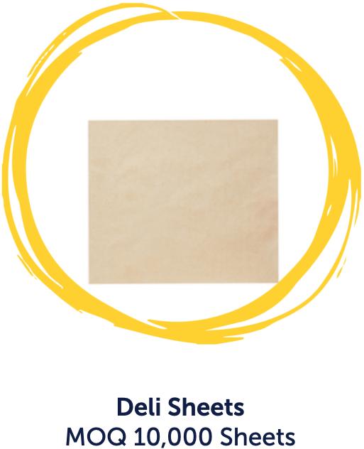Deli Sheets