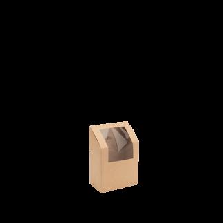 Kraft Wrap Box