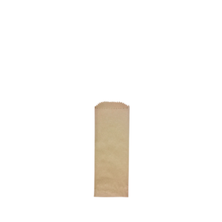 Small Kraft Flat Bag