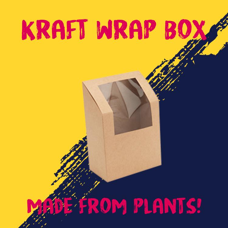 kraft wrap box 1