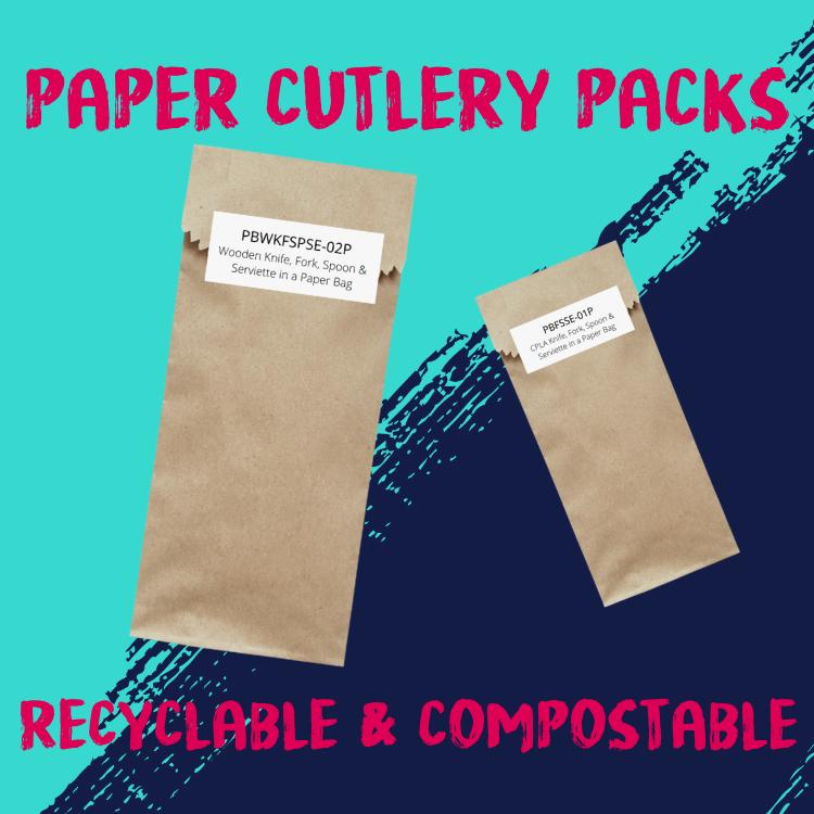 paper cutlery packs